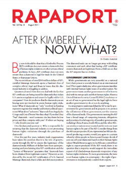 After Kimberly... Now What?
