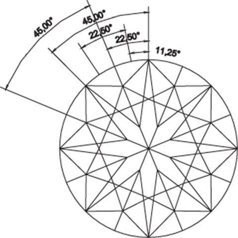 diamond facet definition